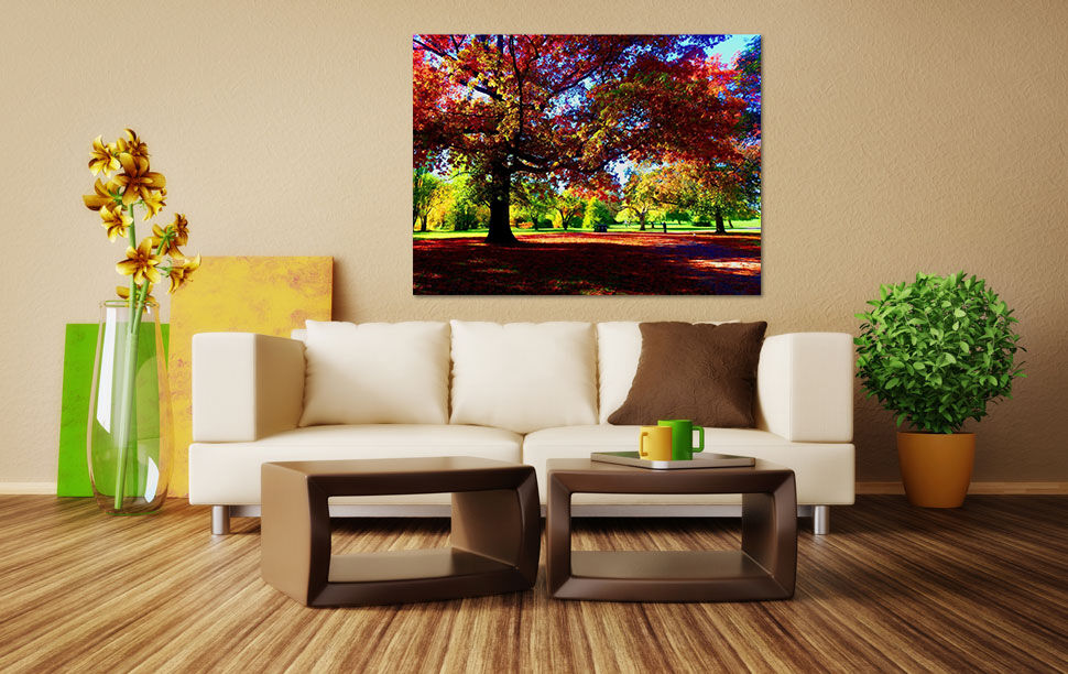 3D Baum und König  Fototapeten Wandbild Fototapete BildTapete Familie AJSTORE DE