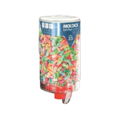 MOLDEX Gehörschutzstöpsel Art Spark Plugs In-Station 7850 VE500 Pr
