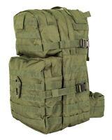 Medium Ruck Sack Bergen 40 Litre Army Patrol Pack Day Sack Olive Green