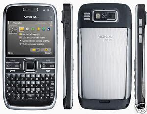 NOKIA-E72-in-schwarz-Smartphone-GPS-Navigation-4GB-Garantie