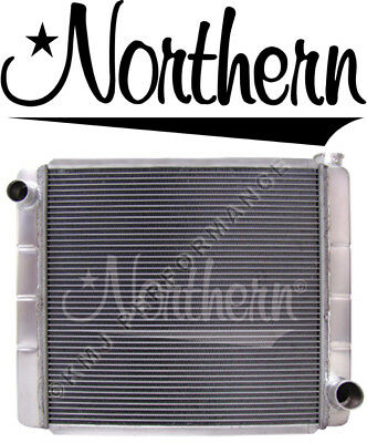 "209689 Northern Triple Pass 2-Row Racing Aluminum Radiator GM Chevy 24/"" x 19/"""