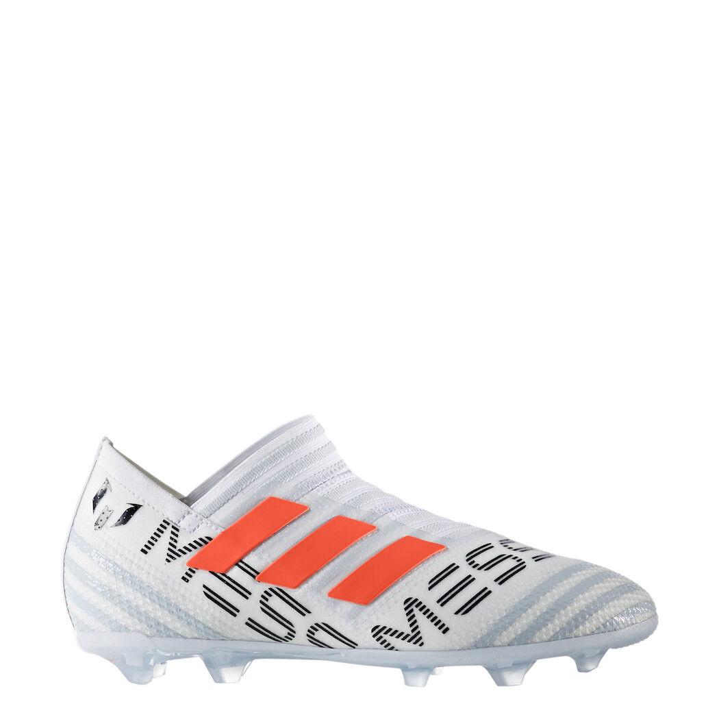 Adidas NEMEZIZ MESSI 17+ 360 AGILITY Junior Pyro Storm weiß weiß weiß grau Orange f0736f