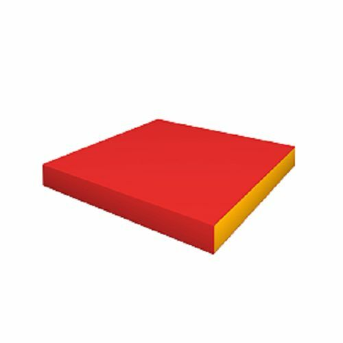 Crash mat gymnastic mat Crash 40''x40''x4'' (100x100x10cm) c74cac