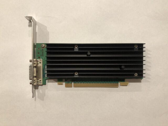 Nvidia Quadro NVS 290 256MB DVI Graphics Card