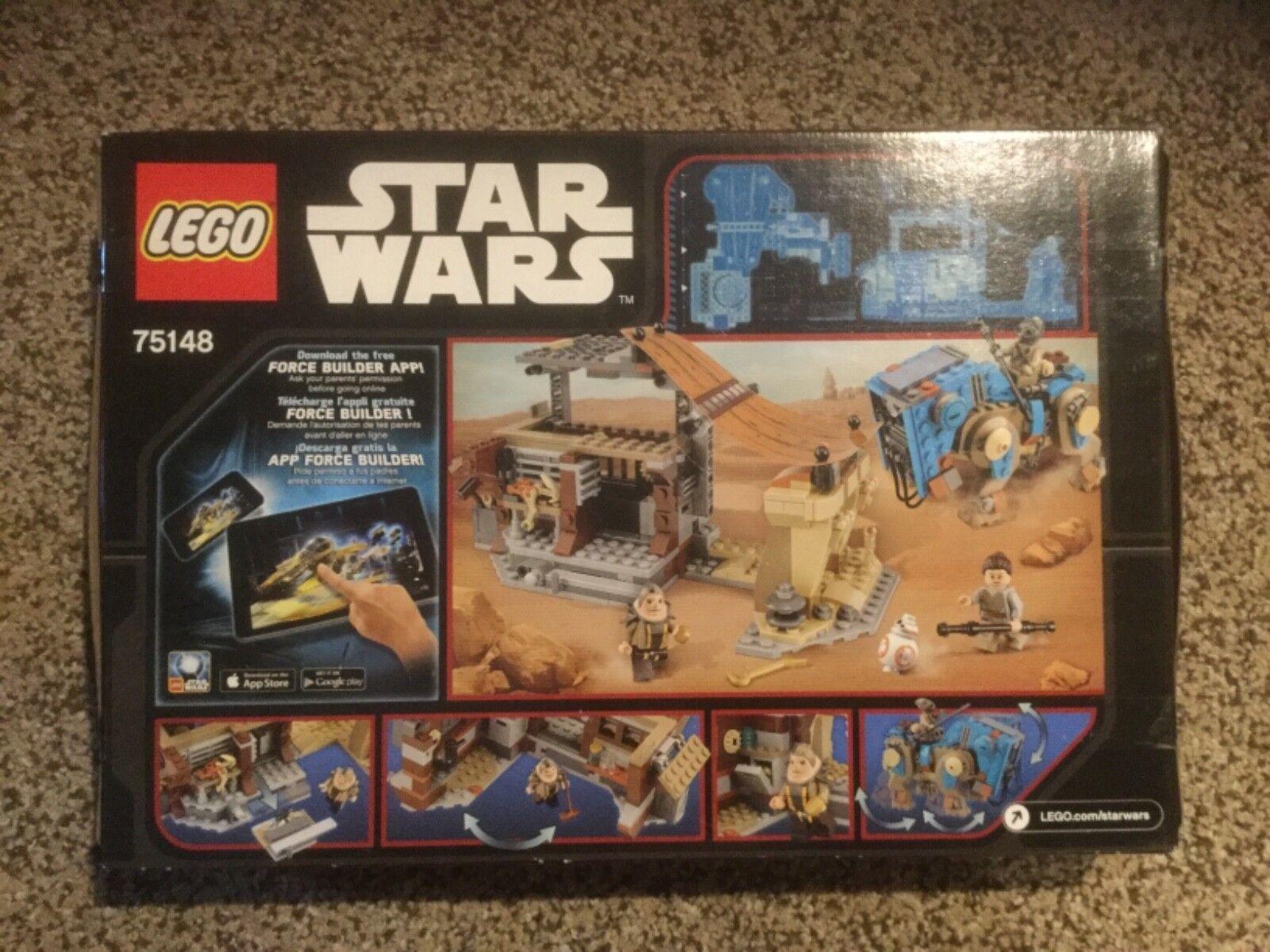 NIB LEGO Star Wars Encounter on Jakku.  75148