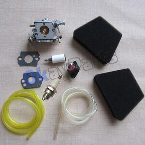 Air Filter Tuneup Kit F Poulan 1900 1950 2150 WT-324 WT-391 WT-600 WT-624 WT-891
