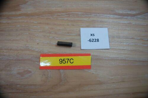 BMW k1 23311451118 Coil Spring GENUINE NEUF NOS xs6228
