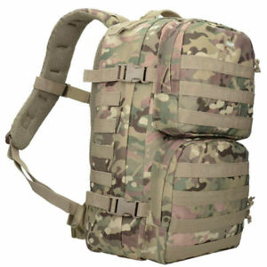 22330298b637 Image is loading Texar-Tactical-Backpack-Military-Style-Scout-35L-MOLLE-