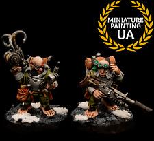 Ratling Twins Rein Warhammer 40K Quest Blackstone Fortress 11731