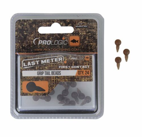 PRO LOGIC LAST METER MIMICRY GRIP TAIL BEADS CARP TACKLE RIGS COARSE FISHING A1