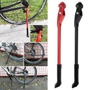 Schnellspanner-Fahrrad-Staender-Parkplatz-Rack-Side-Stand-fuer-26-034-27-5-034-29-034-Fahrrad