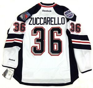 Image is loading MATS-ZUCCARELLO-NEW-YORK-RANGERS-STADIUM-SERIES-REEBOK- 80e81d7df