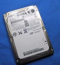 "40GB Fujitsu MHW2040BH CA06820-B114 SATA Disco Duro Laptop De 2.5"""