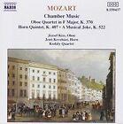 Mozart: Chamber Music (CD, May-1992, Naxos (Distributor))