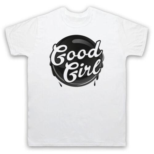 GOOD GIRL SLOGAN FUNNY JOKE HIPSTER IRONIC MENS WOMENS KIDS T-SHIRT