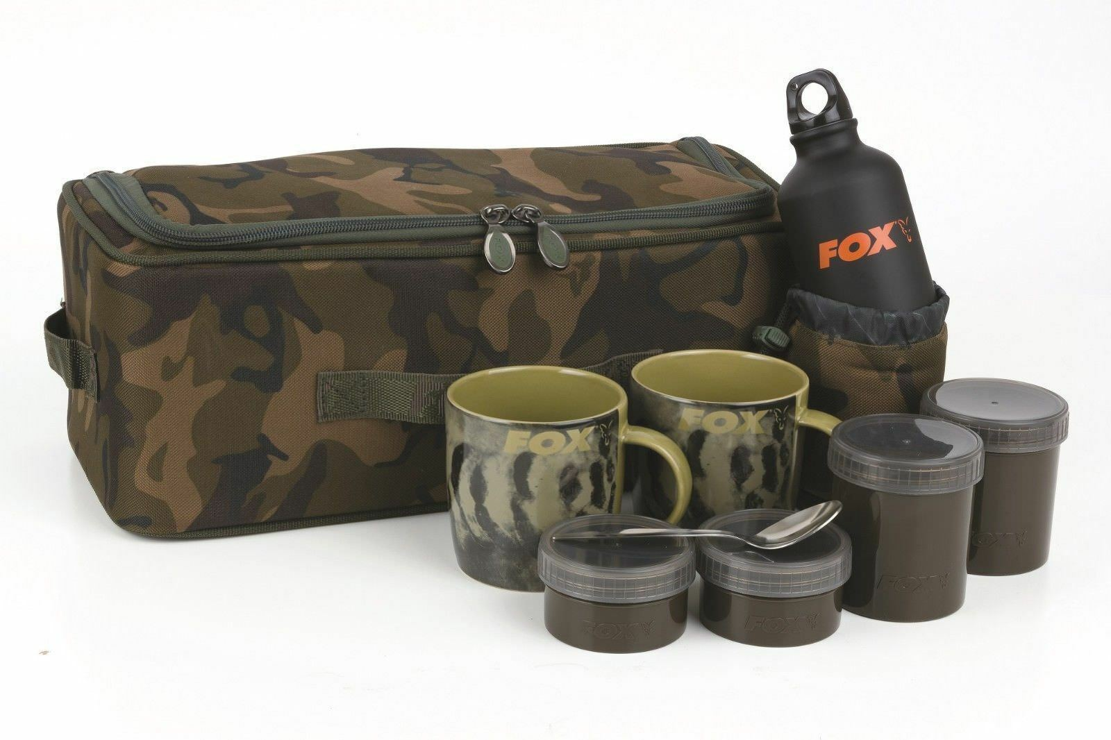 Fox Camolite Brew Kit Bag NEW Carp Fishing Cookware  Bag - CLU323  sale outlet