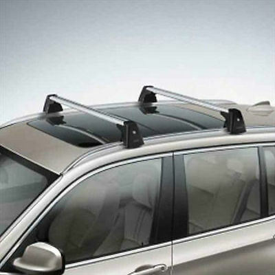 For BMW X5 F15 Roof Rack 2014 2015 2016 2017 Heavy Duty Set Vehicle Luggage Pair