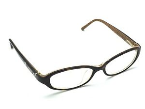 44b2ea1bebde Image is loading COACH-Eyeglasses-Cora-555-Tortoise-Oval-Designer-Frames-