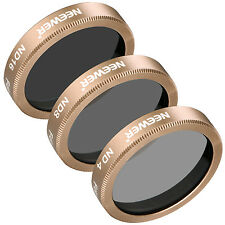 Neewer 3 PCs Neutral Density ND Filter Kit for Autel X-Star-Gold