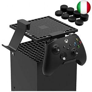 Cover Copertura Antipolvere per Xbox Series X Console, Protettivo per Xbox