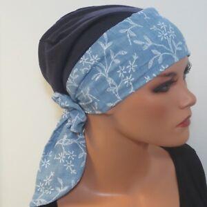 Kleidung & Accessoires Beanie+band Setpreis ❀gut Kombinierbar ❀chemomÜtze Alopezie Chemo Softcap Dauerhaft Im Einsatz