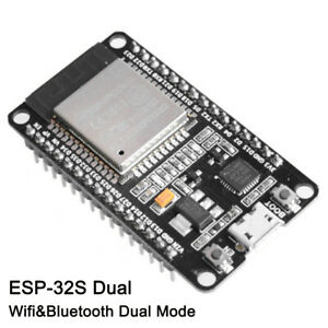 ESP32-ESP-32S-NodeMCU-Development-Board-2-4GHz-WiFi-Bluetooth-Dual-Mode