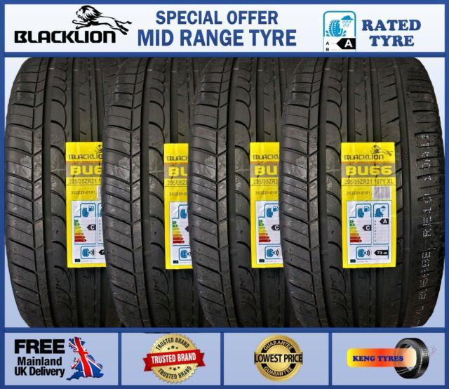 1X 2X or 4x Tyres 295 35 R21 107Y XL House Brand C B 73dB