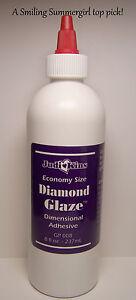 8oz-Judikins-Diamond-Glaze-3D-Adhesive-Sealer-4-Jewelry-Paper-Art-Stamping