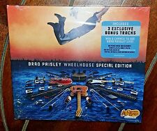 Wheelhouse by Brad Paisley (CD, 2013, Sony) Special Edition w/3 Exclusive Songs!