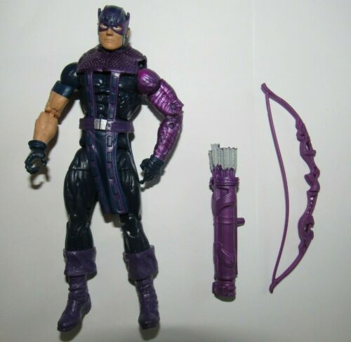 "Marvel Legends 6/"" Scale Figure Hawkeye Allfather série complète /& Excellent"