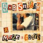 A Maze in Greys * by Bob Snider (CD, Oct-2007, Borealis Records)