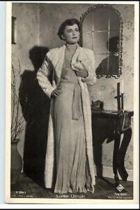 1950-60-Portraet-AK-Film-Buehne-Theater-Schauspielerin-LUISE-ULLRICH-Ufa-Foto-PK