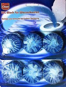 0 48 st ck 3 42 wc blausp ler wasserkasten tabletten. Black Bedroom Furniture Sets. Home Design Ideas