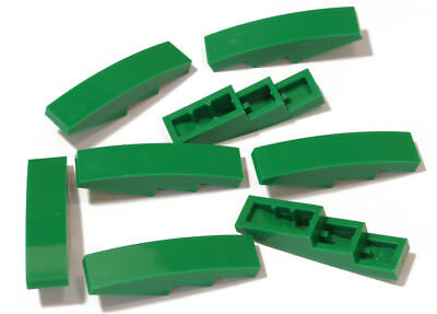 Lego 8 x Dachstein Bogenstein 61678 dunkelrot  4x1