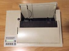Notifier Prn 4 Mannesmann Tally Printer Mt 1509 Printer For Fire Alarm Systems