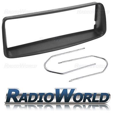 FP-04-03 Peugeot 206 1998 Onwards Car Stereo Radio Single Din Fascia Facia Panel