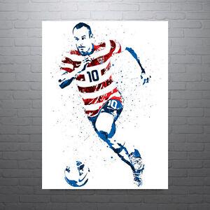 Landon Donovan USA Soccer Poster FREE US SHIPPING