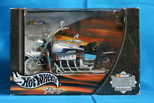 Hot Wheels Racing Nascar #12 Alltel Thunder Rides Motorcycle 1:18 Scale #55738
