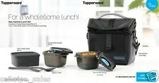 TUPPERWARE SATCHEL LUNCH SET (WITH BAG)