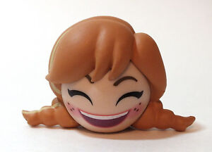 Details about Disney Funko MyMoji Emoji Vinyl Figure Frozen Princess Anna  Smiling Squinty Eyes