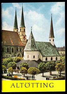 Hoedl-Dr-Franz-Xaver-Altoetting-Fuehrer-und-Erinnerungsbuechlein-1974