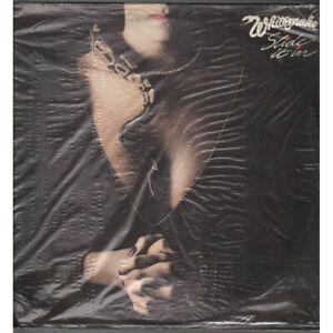 Whitesnake Lp Vinile Slide It In / EMI Liberty 64 2400001 Sigillato