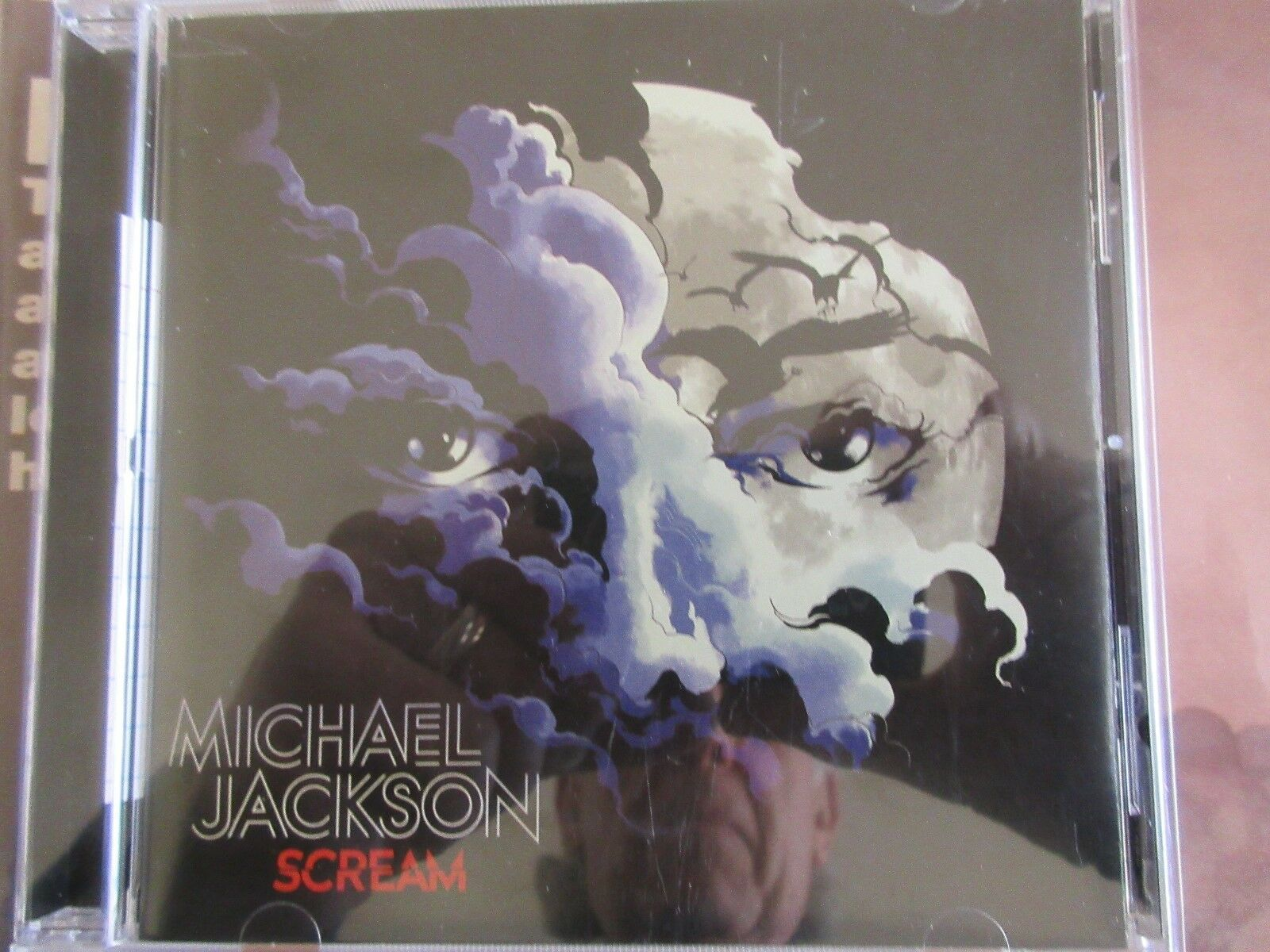Michael Jackson , Scream , CD