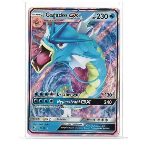 Deutsch Garados GX Mint 16//68 Pokemon Karte