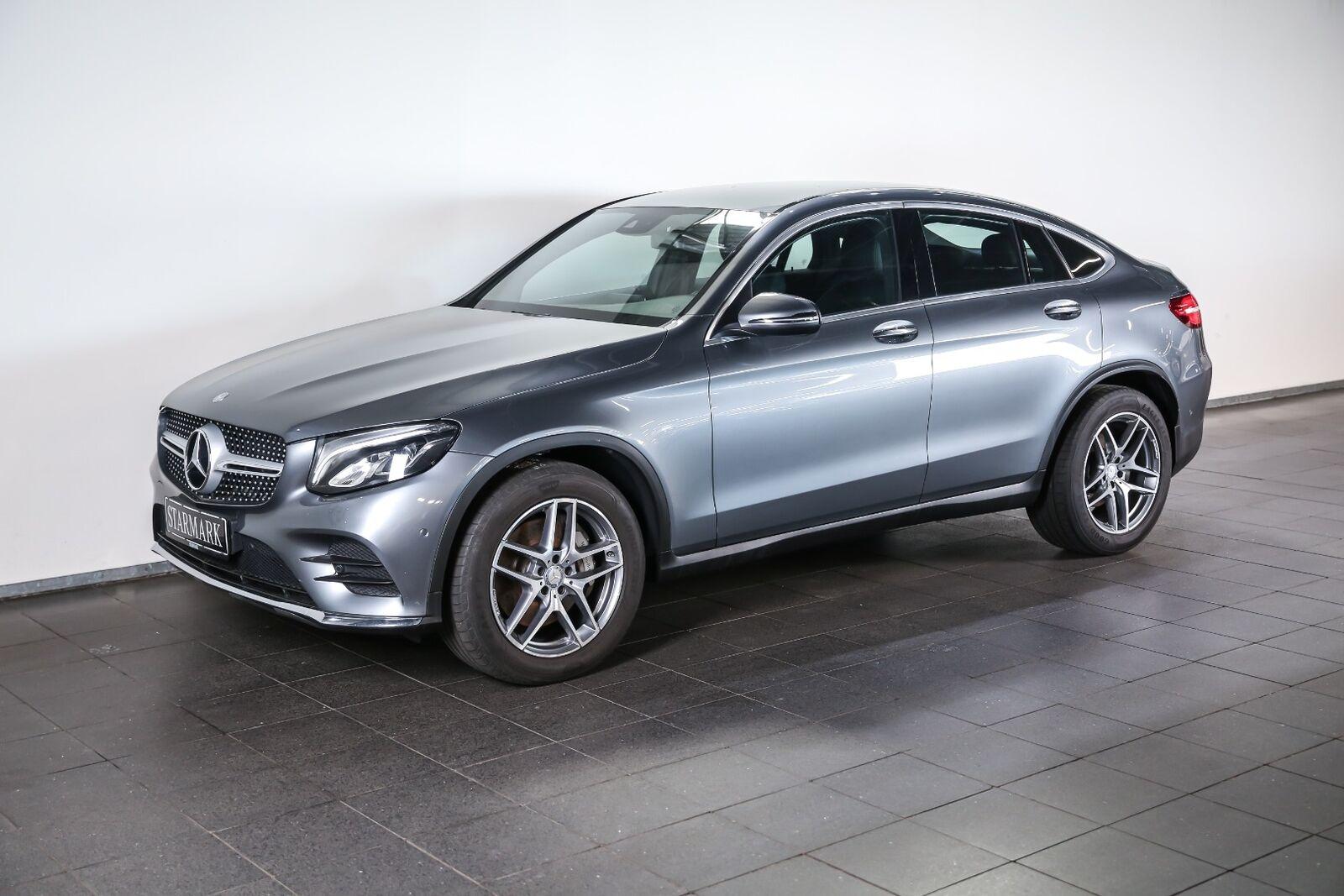 Mercedes-Benz GLC220 d 2,2 AMG Line Coupé aut. 4Matic