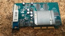 GEFORCE FX5200-BX 128MB W/DVI 237455 - 50 DDR TV DVI