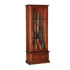 American Furniture Classics Glass Door Display Cabinet - Brown