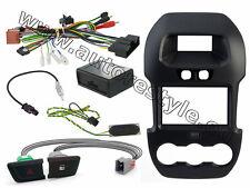 KIT INSTALLAZIONE E COMANDI AL VOLANTE RADIO MONITOR GPS 2DIN FORD RANGER 2012