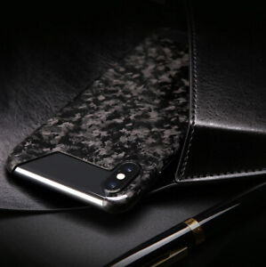 100-Real-Forged-Carbon-Fiber-Case-Ultra-Slim-Cover-For-iPhone-11Pro-Max-XS-Max