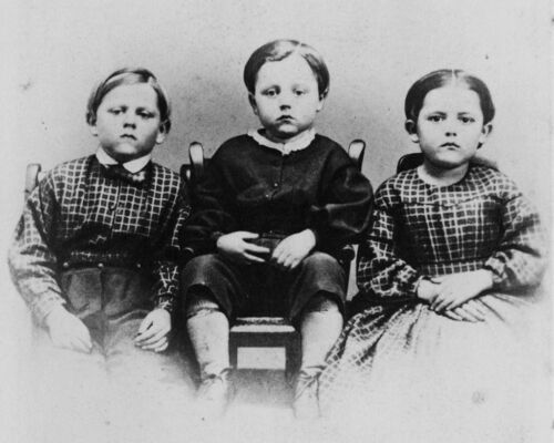 "Victims of Gettysburg New 8x10 Civil War Photo /""Children of the Battlefield/"""